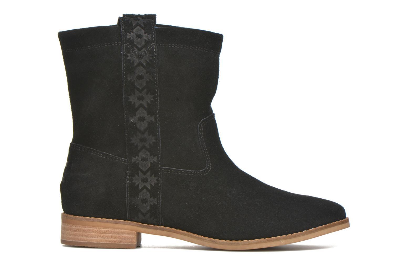 Bottines et boots TOMS Laurel pull-on boot Noir vue derrière