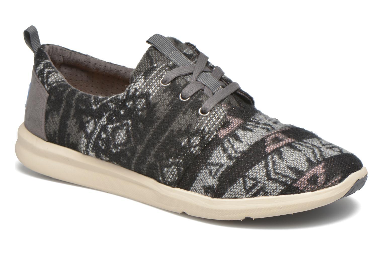 Sneakers TOMS Del Rey W Grijs detail