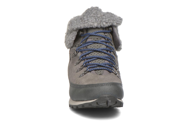 Chaussures de sport Hi-Tec Kono Espresso I Wp Wo'S Gris vue portées chaussures