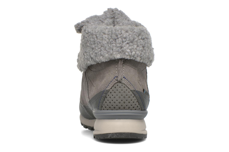 Chaussures de sport Hi-Tec Kono Espresso I Wp Wo'S Gris vue droite