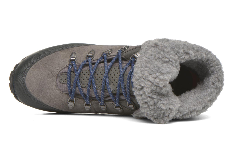Chaussures de sport Hi-Tec Kono Espresso I Wp Wo'S Gris vue gauche