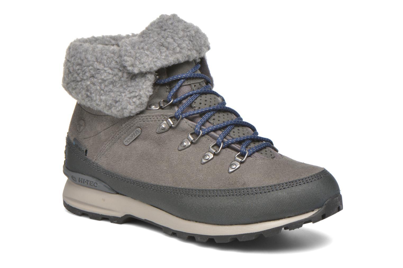Chaussures de sport Hi-Tec Kono Espresso I Wp Wo'S Gris vue détail/paire