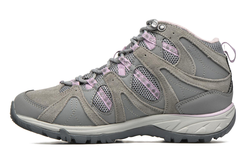 Chaussures de sport Hi-Tec Equilibrio Colada Mid I Wp Wo'S Gris vue face