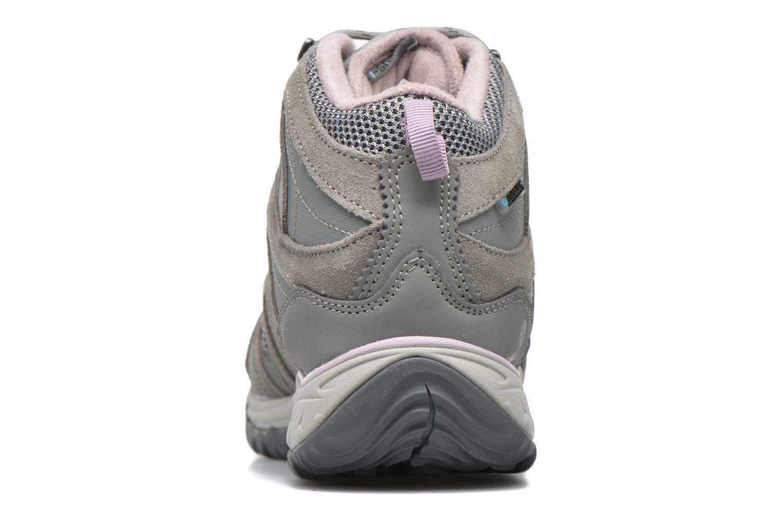 Chaussures de sport Hi-Tec Equilibrio Colada Mid I Wp Wo'S Gris vue droite