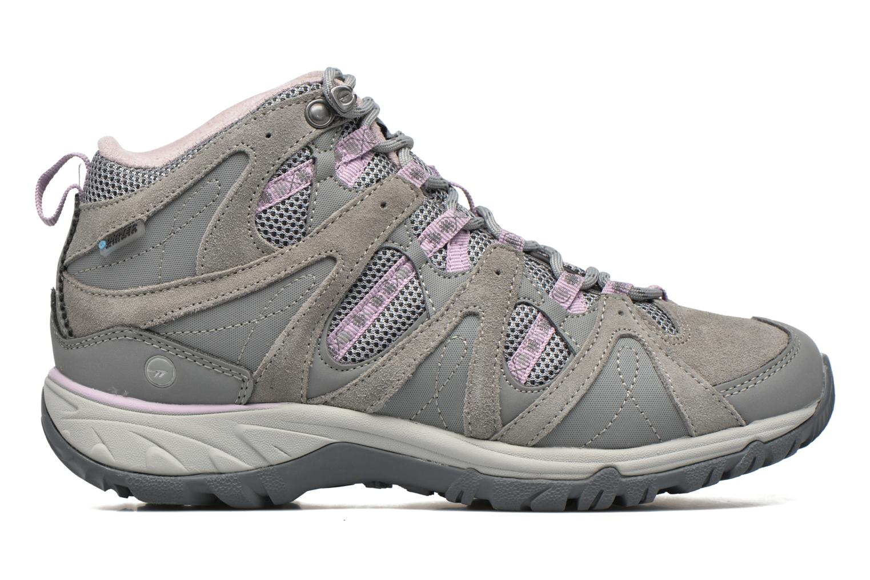 Chaussures de sport Hi-Tec Equilibrio Colada Mid I Wp Wo'S Gris vue derrière