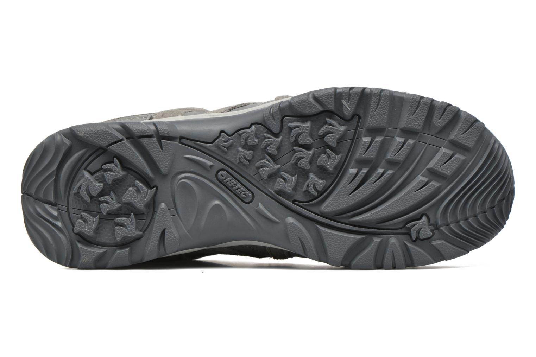 Chaussures de sport Hi-Tec Equilibrio Colada Mid I Wp Wo'S Gris vue haut