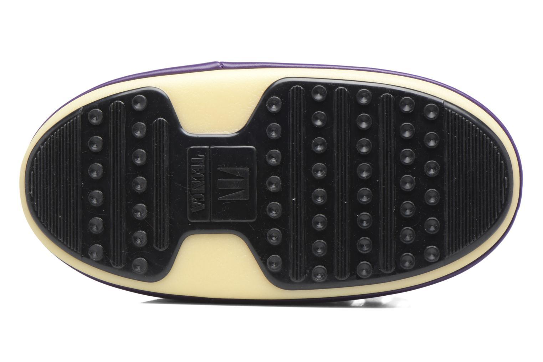 Chaussures de sport Moon Boot Moon Boot Nylon M Violet vue haut