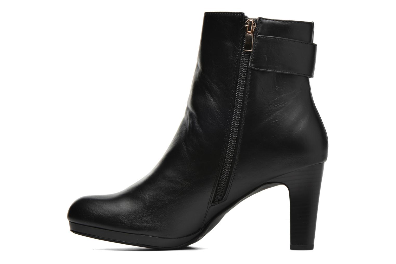 Bottines et boots Enza Nucci Audrey Noir vue face