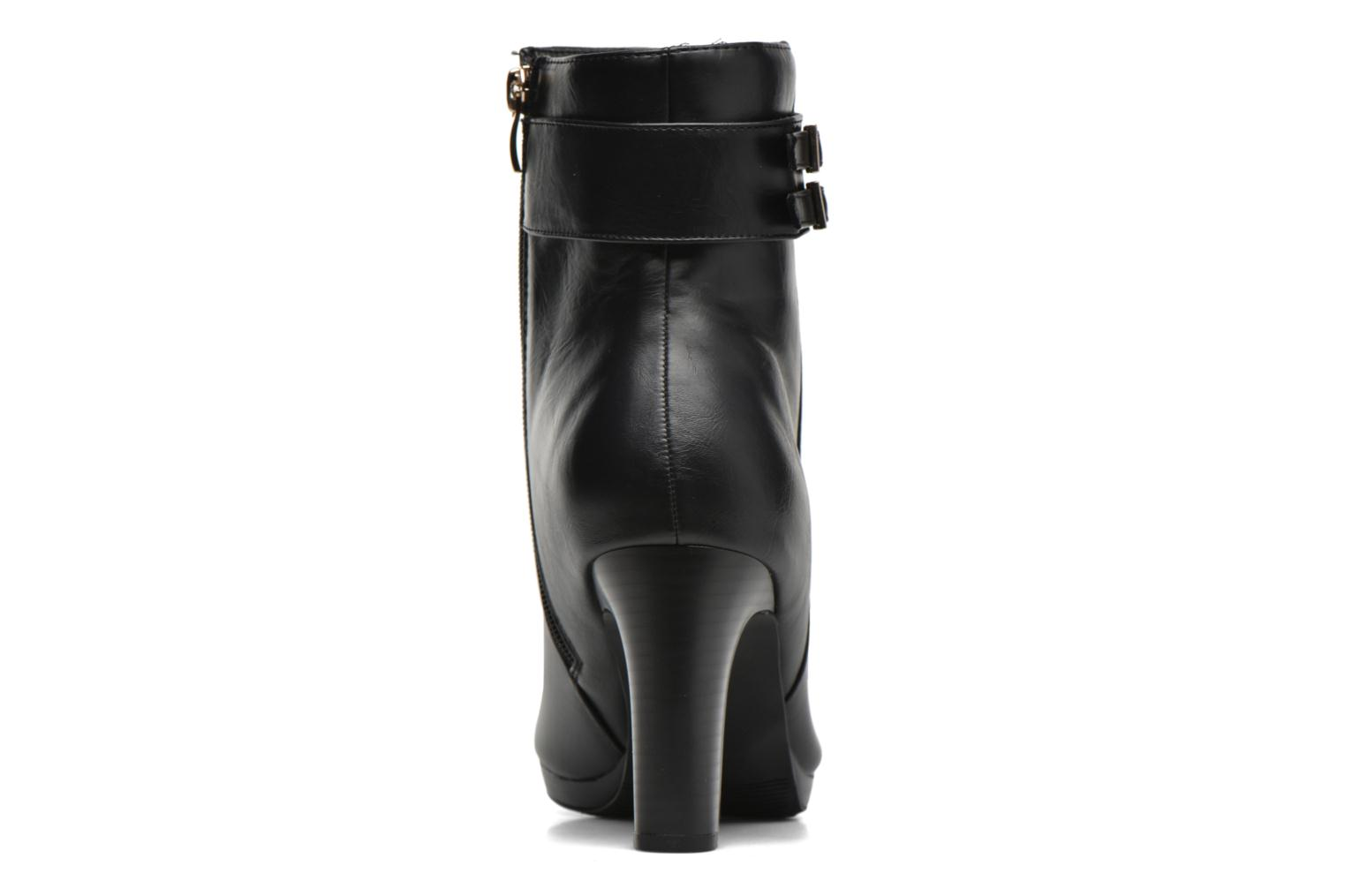 Ankle boots Enza Nucci Audrey Black view from the right