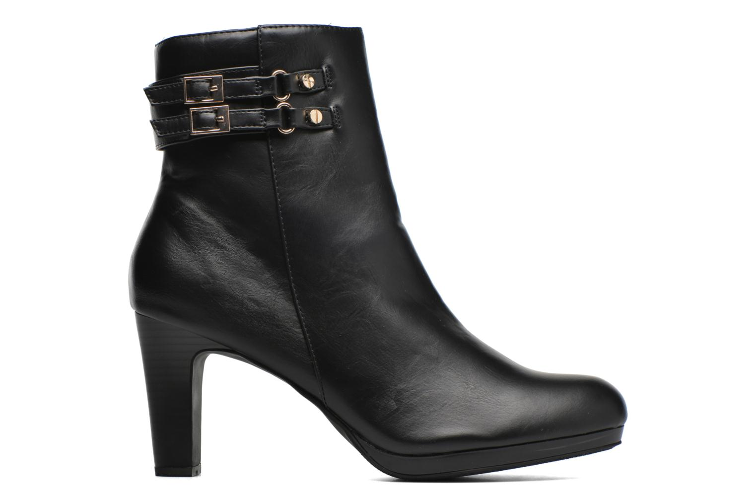 Ankle boots Enza Nucci Audrey Black back view