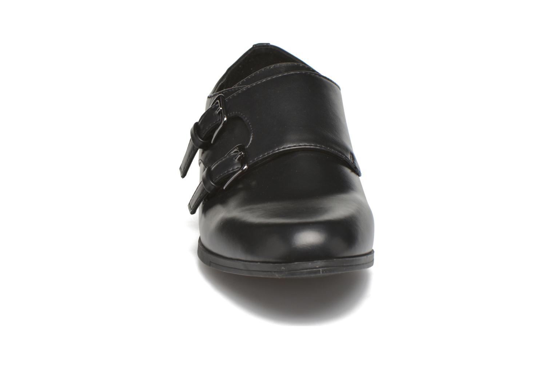 Mocassins Aldo JOIE Noir vue portées chaussures