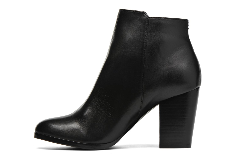 Stiefeletten & Boots Aldo MATHIA schwarz ansicht von vorne