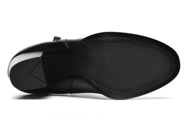 Stiefeletten & Boots Aldo MATHIA schwarz ansicht von oben