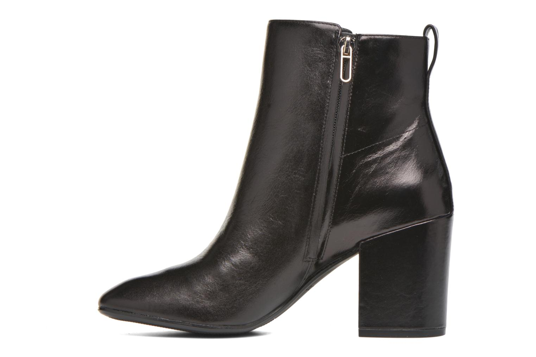 Boots en enkellaarsjes Aldo QURIA Zwart voorkant