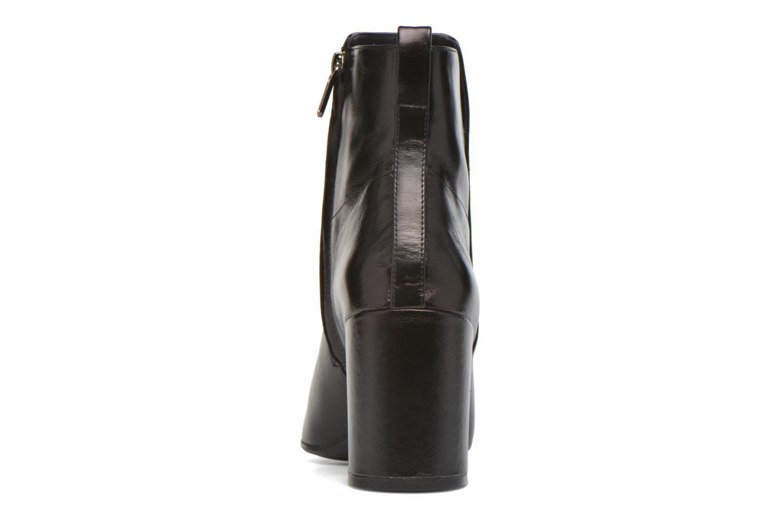 Boots en enkellaarsjes Aldo QURIA Zwart rechts
