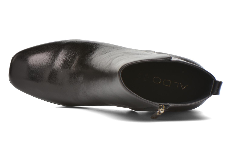 Boots en enkellaarsjes Aldo QURIA Zwart links