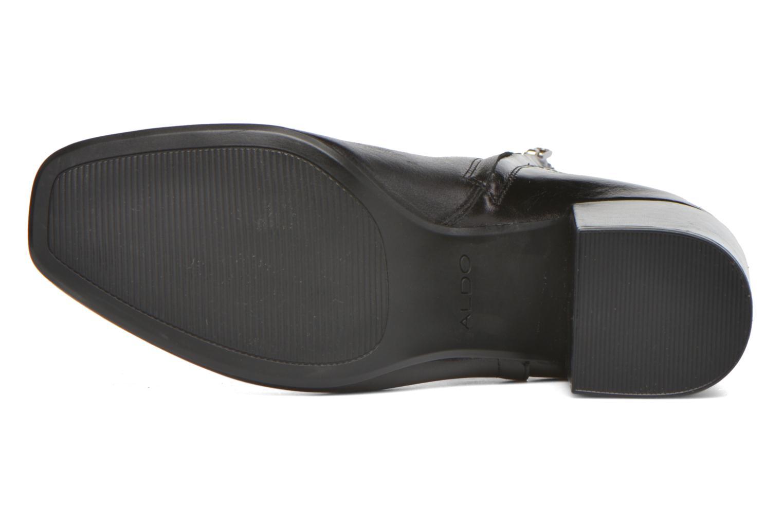 Stiefeletten & Boots Aldo QURIA schwarz ansicht von oben