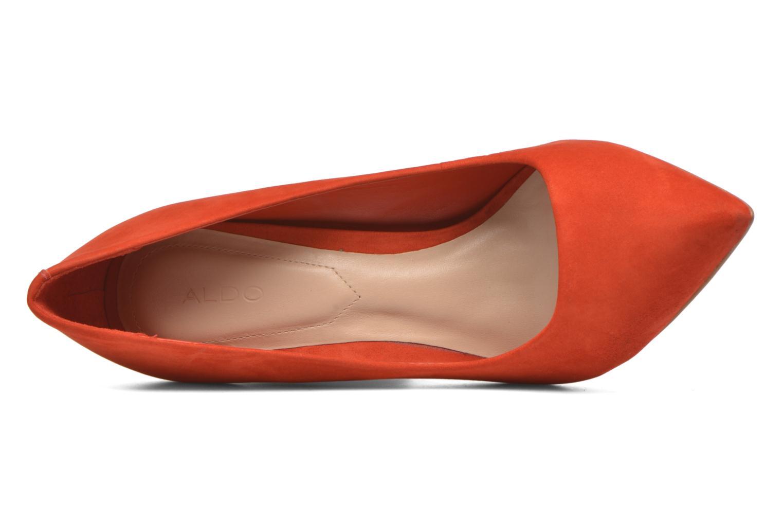 Zapatos de tacón Aldo MIRUCIA Rojo vista lateral izquierda