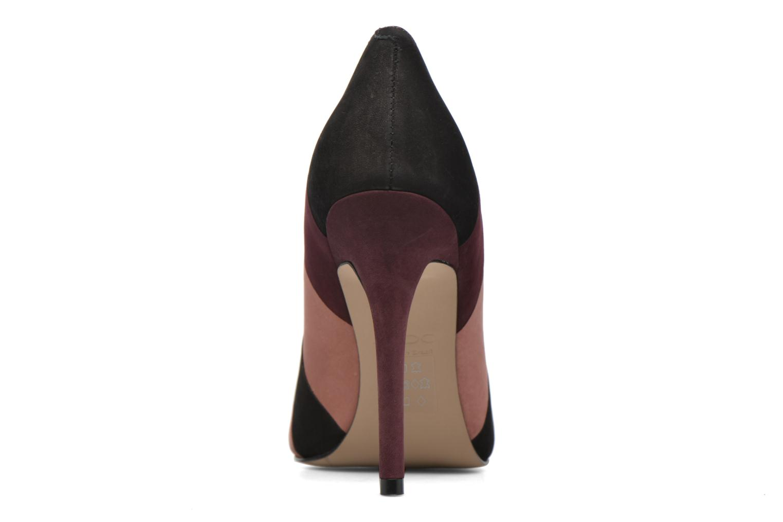 Zapatos de tacón Aldo CAMPORE Rosa vista lateral derecha