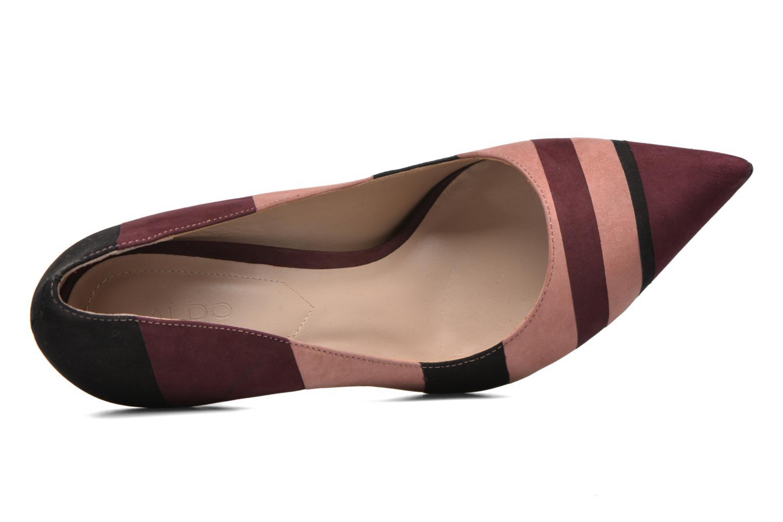Zapatos de tacón Aldo CAMPORE Rosa vista lateral izquierda