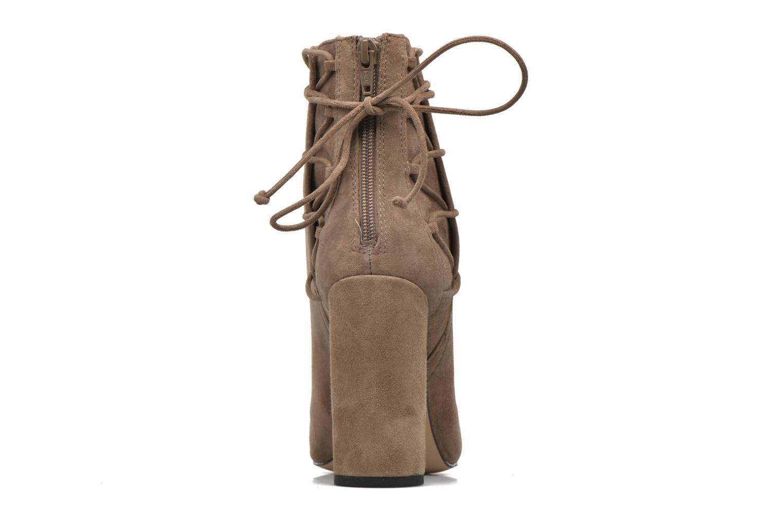 Boots en enkellaarsjes Aldo TAESSA Beige rechts