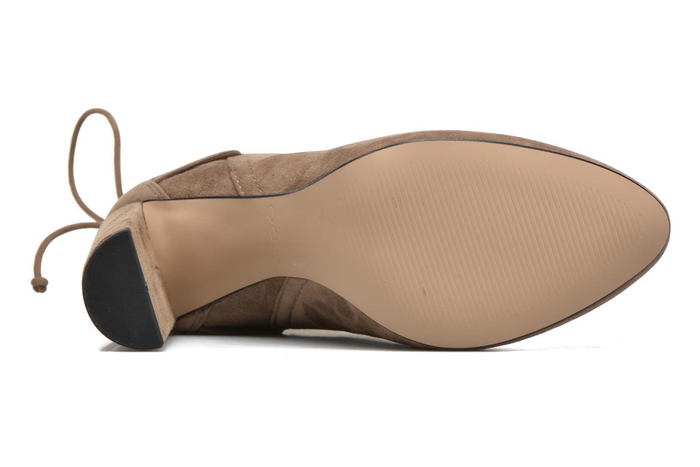 Stiefeletten & Boots Aldo TAESSA beige ansicht von oben
