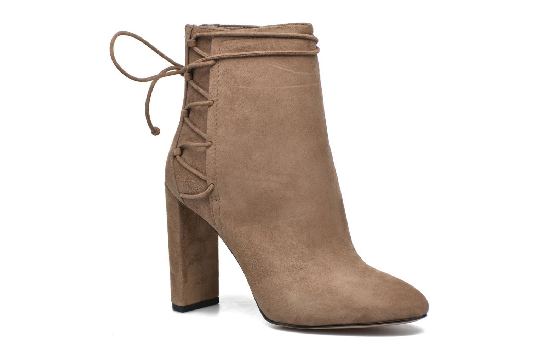 Aldo TAESSA (Beige) - Bottines et boots chez Sarenza (278479)