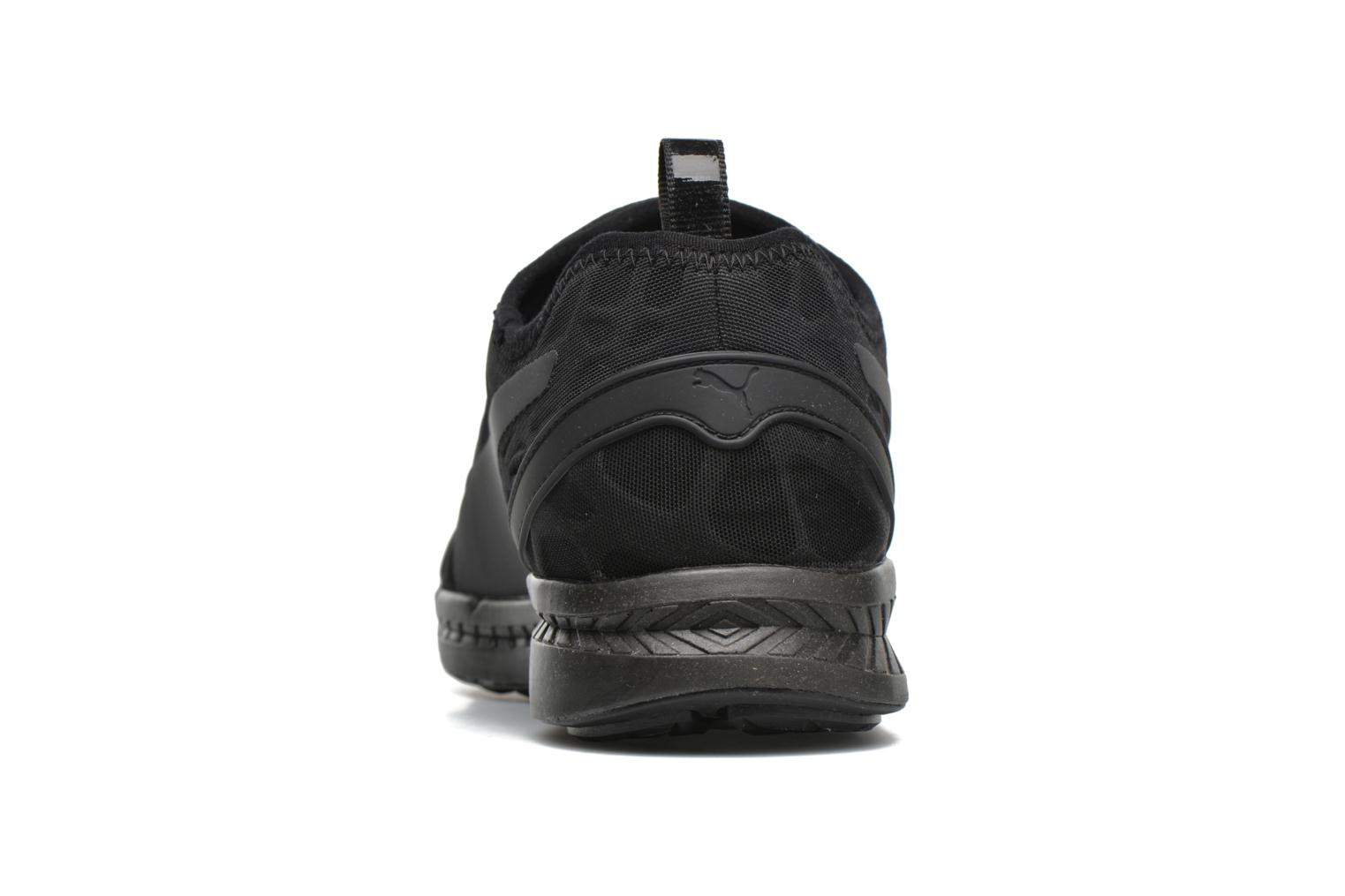 Baskets Puma Disc S Ignite Str Foam W Noir vue droite