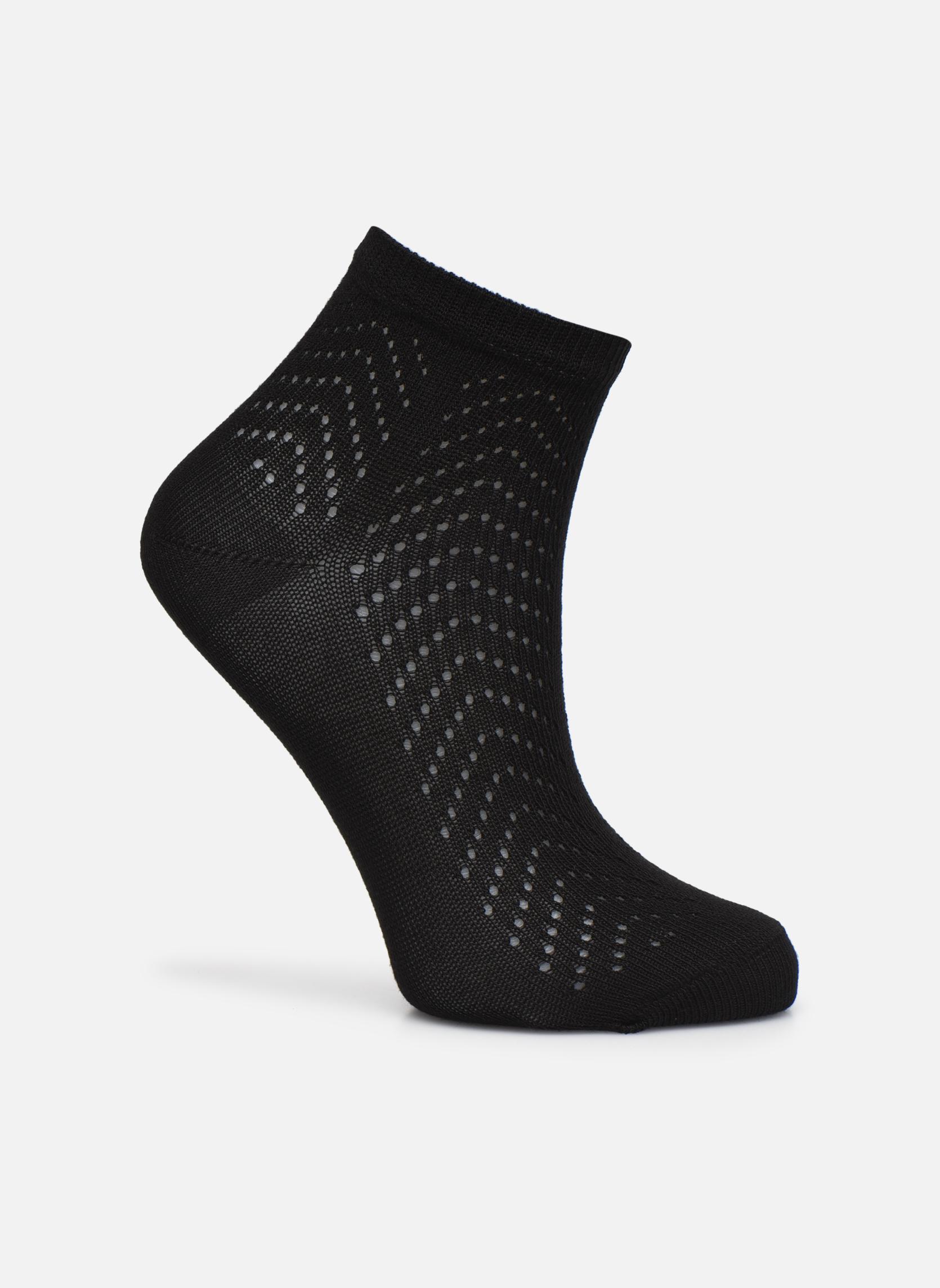 Sokker og tights Tilbehør Chaussettes ajourées Femme Coton…