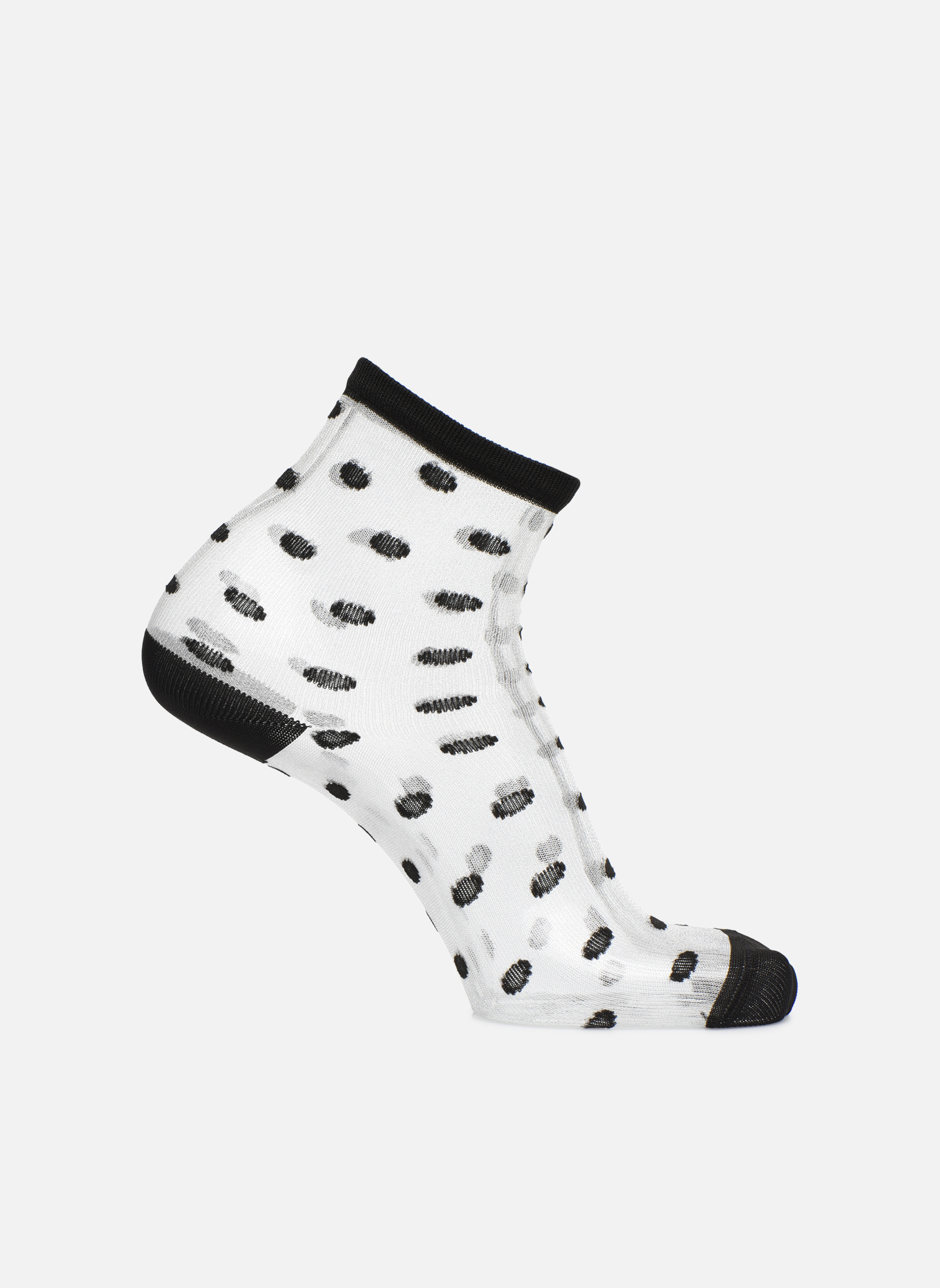 Socken & Strumpfhosen Accessoires Chaussettes transparente Femme