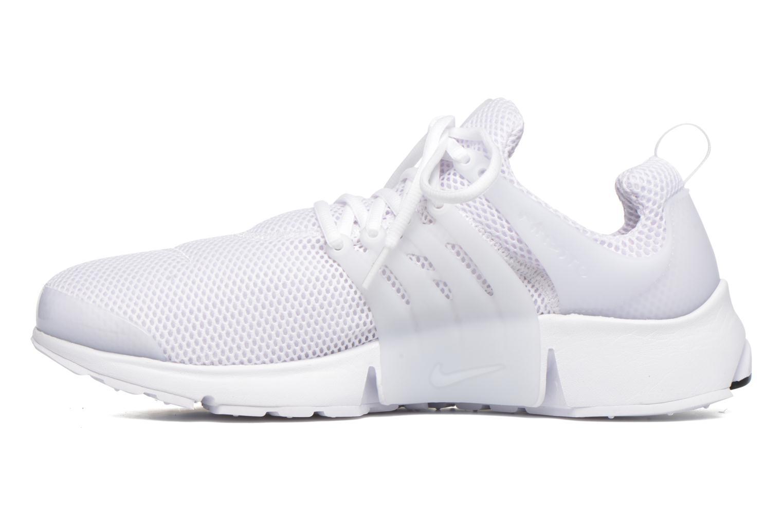 Sneakers Nike Nike Air Presto Bianco immagine frontale