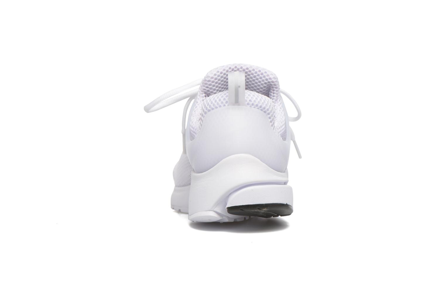 Trainers Nike Nike Air Presto White view from the right
