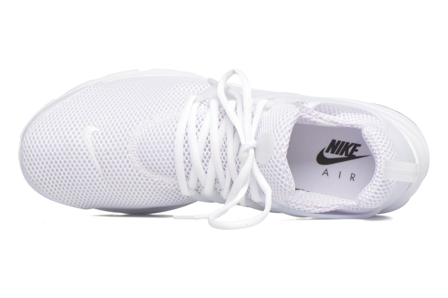 Trainers Nike Nike Air Presto White view from the left