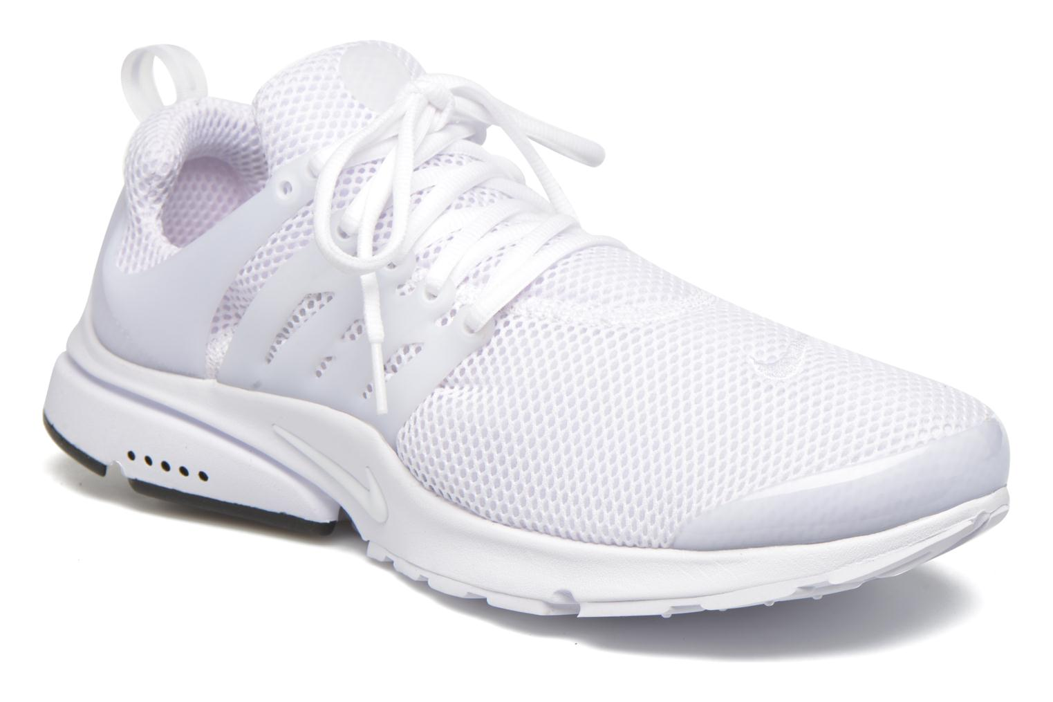 newest 56f32 57bdd milk blog nike air presto breathe white QS