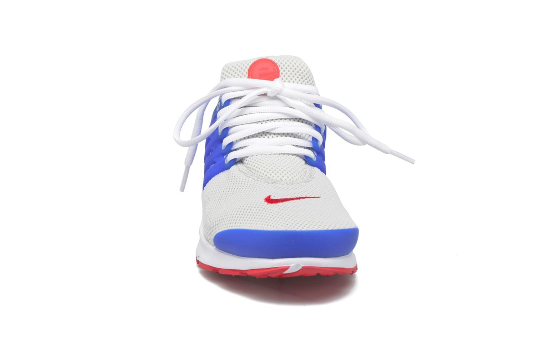 Nike Air Presto Essential Dusty Grey/University Red-Hype