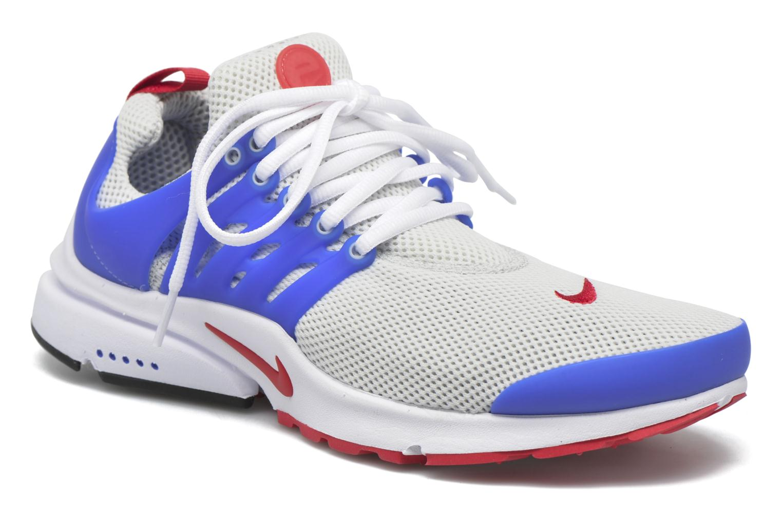 Baskets Nike Nike Air Presto Essential Blanc vue détail/paire