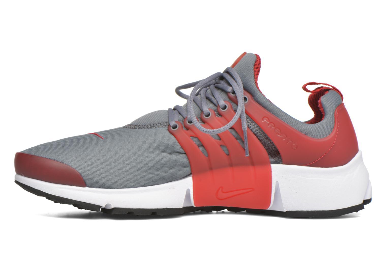 Nike Air Presto Essential Cool Grey/Gym Red-White-Black