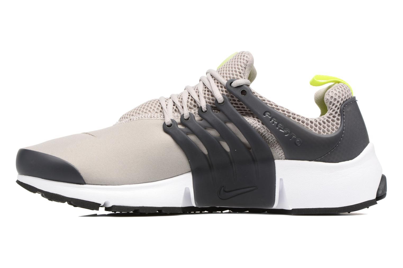 Sneaker Nike Nike Air Presto Essential grau ansicht von vorne