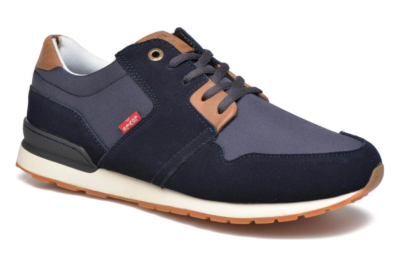 Sneakers Levi's NY Runner II Blauw detail