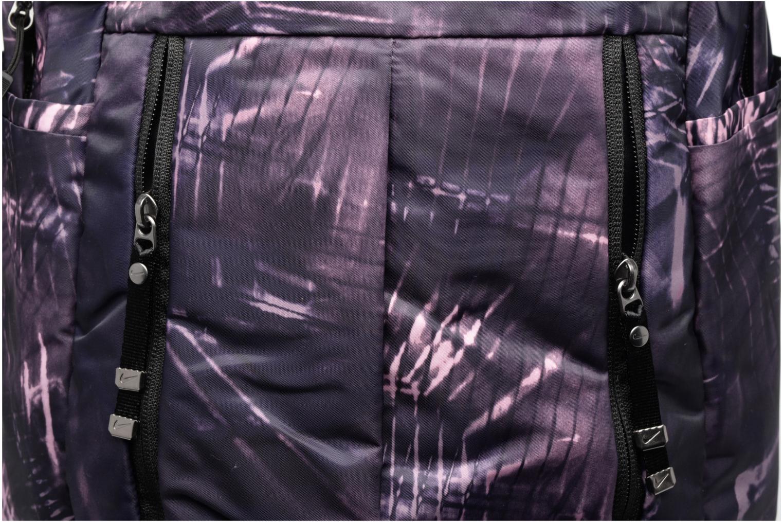 Zaini Nike Auralux backpack Sac à dos Viola immagine sinistra