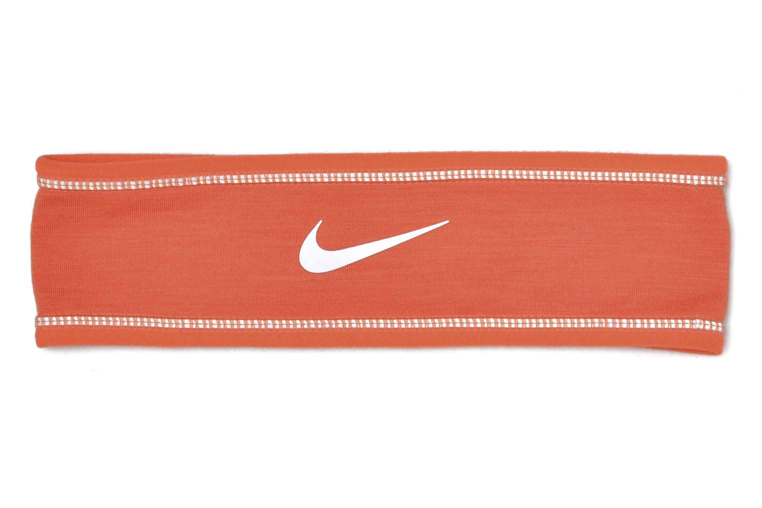 Divers Nike Running Headband Bandeau Orange vue détail/paire