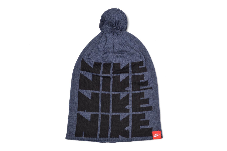 Divers Nike Futura DNA Beanie-Red Bonnet Bleu vue détail/paire
