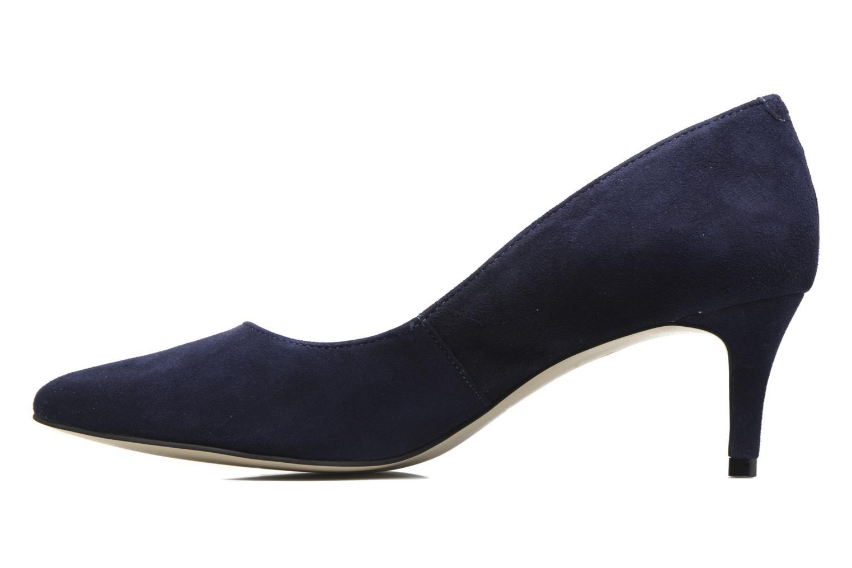 Escarpins Georgia Rose Galacy Bleu vue face