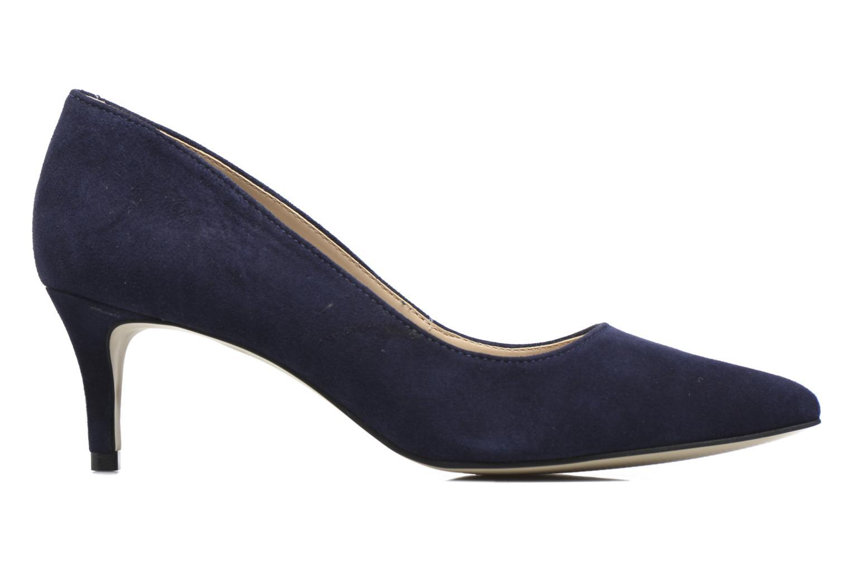 Escarpins Georgia Rose Galacy Bleu vue derrière