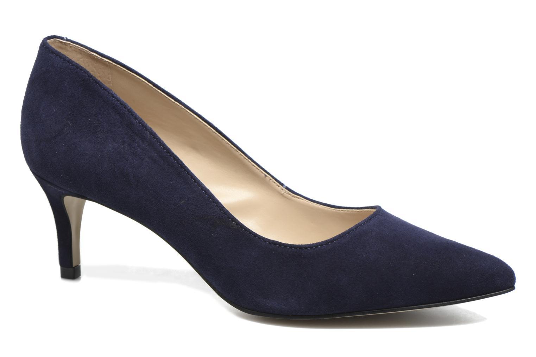 Høje hæle Georgia Rose Galacy Blå detaljeret billede af skoene