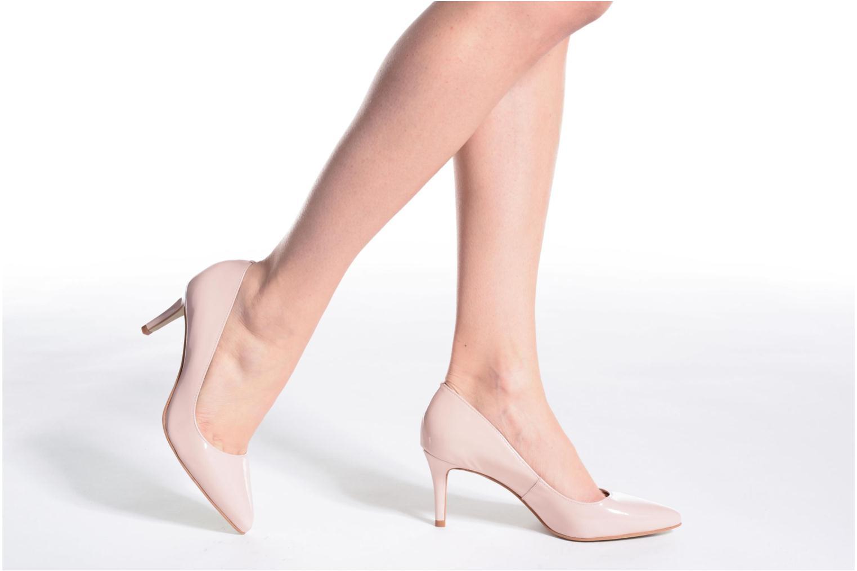 Zapatos de tacón Georgia Rose Gatou Beige vista de abajo