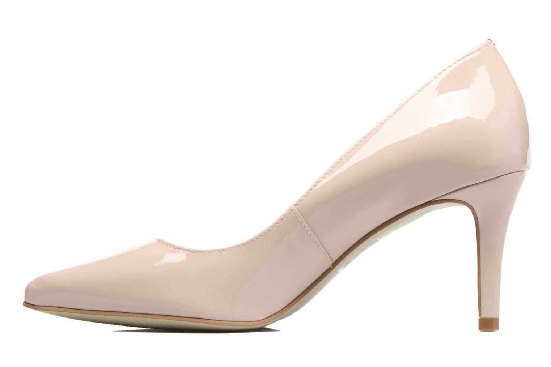 Zapatos de tacón Georgia Rose Gatou Beige vista de frente