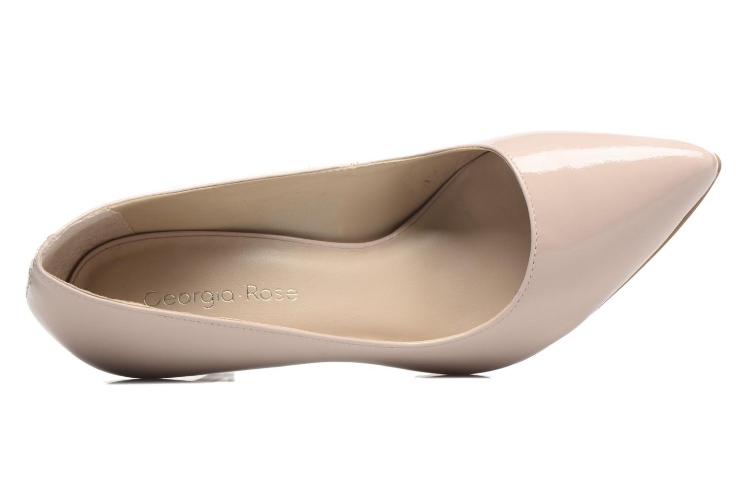 Pumps Georgia Rose Gamin beige ansicht von links