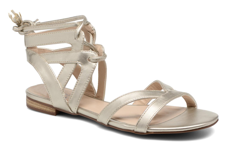 Sandaler I Love Shoes FELICE Bronze och Guld detaljerad bild på paret