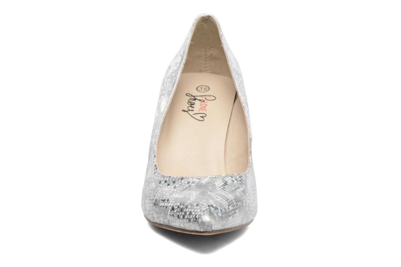 Escarpins I Love Shoes FIRONE Beige vue portées chaussures